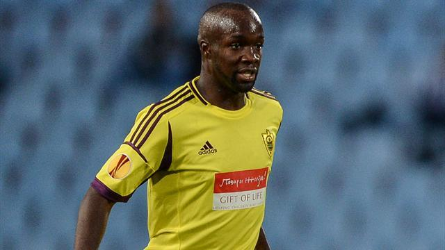 World Football - Anzhi star Diarra sidelined with knee injury