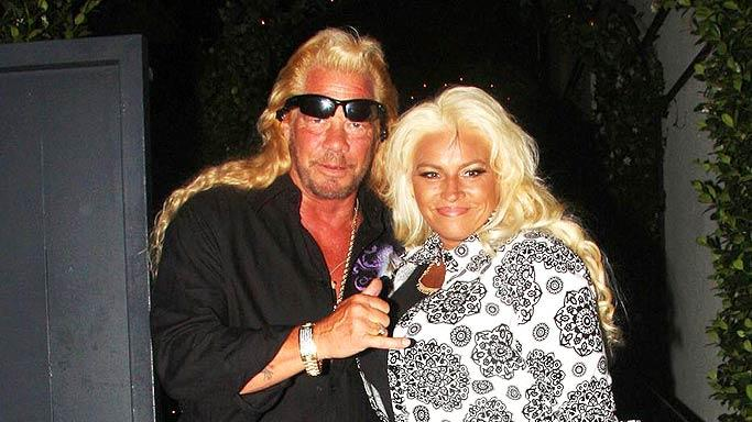 Dog The Bounty Hunter STK