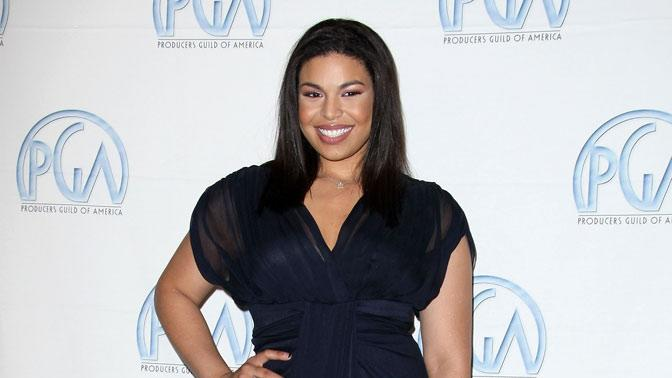 Jordin Sparks poses in the press room at the 19th annual Producers Guild Awards held at the Beverly Hilton Hotel on February 2, 2008 in Los Angeles, California.