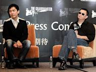 Wong Kar Wai changes title for son