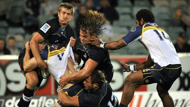 Super Rugby - Brumbies clinical in defeat of Highlanders