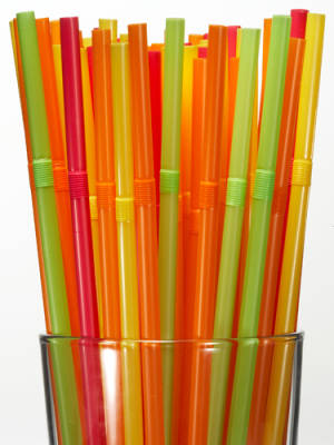 Glad Flexible Straws