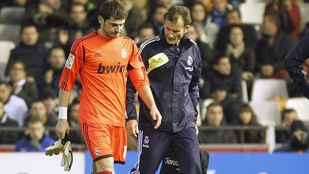 Iker Casillas (Reuters)