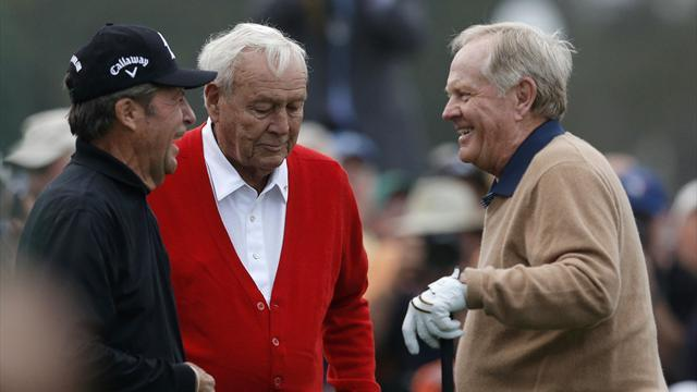 Golf - Palmer maintains tight grip on Masters legacy