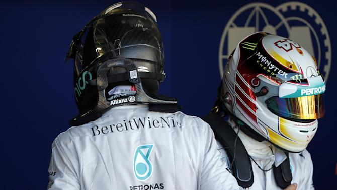 German Grand Prix - The Race: LIVE