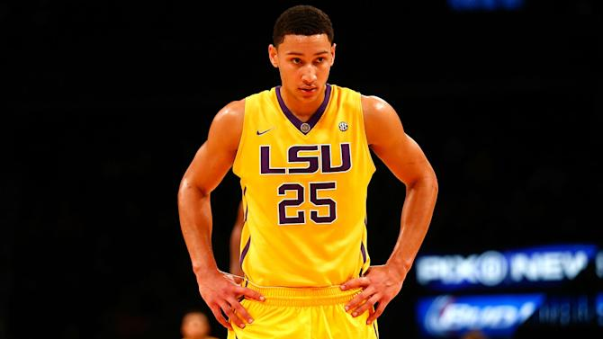 Ben Simmons, Yogi Ferrell headline players not attending NBA Draft Combine