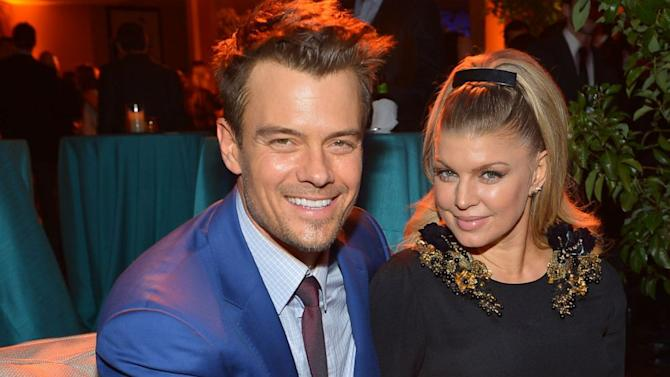 Fergie and Josh Duhamel Welcome A Son