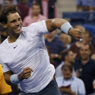 Nadal deals with Gasquet to set up final with Djokovic