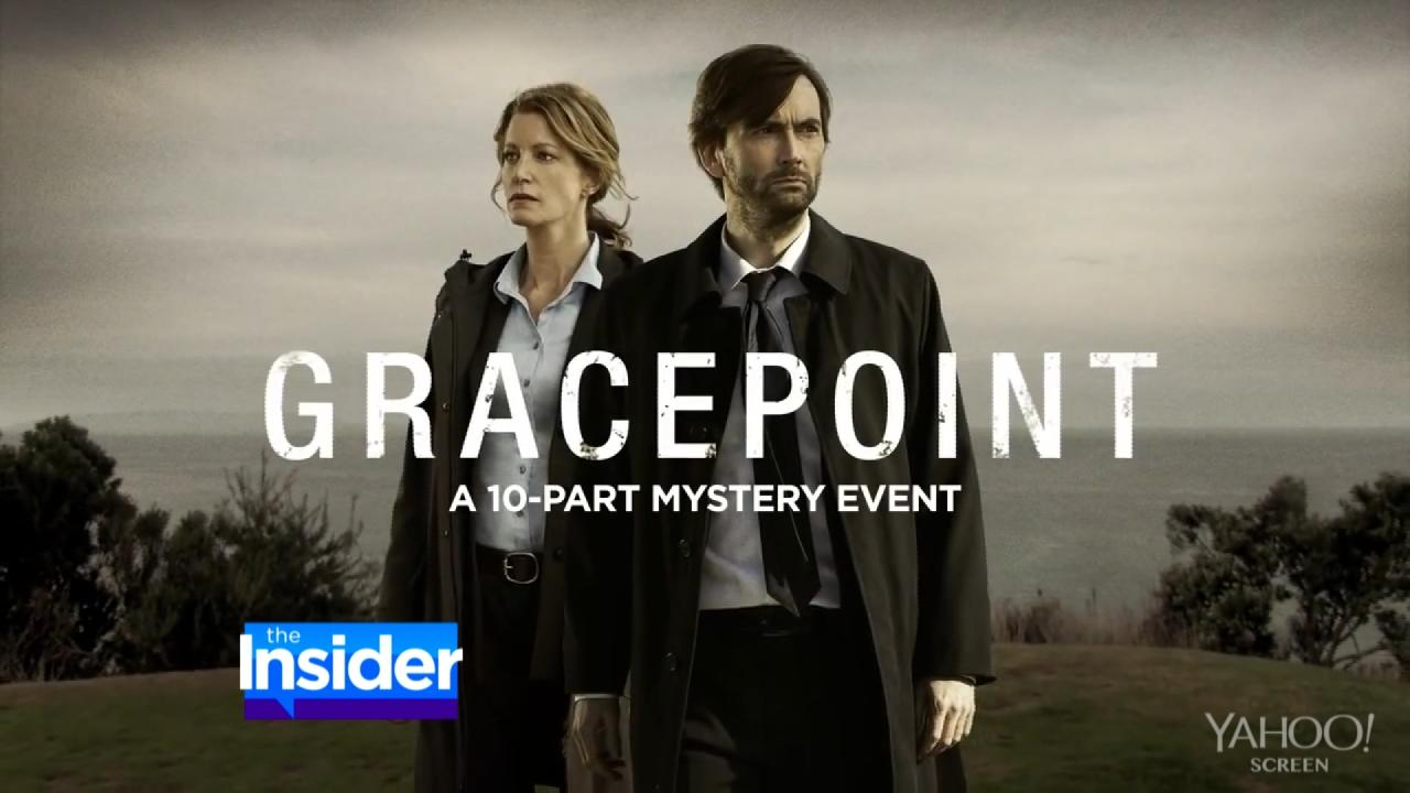... Back on TV in 'Gracepoint' | Watch the video - Yahoo Celebrity Canada