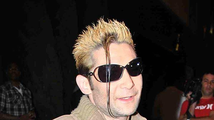 Corey Feldman Beverly Hills Club