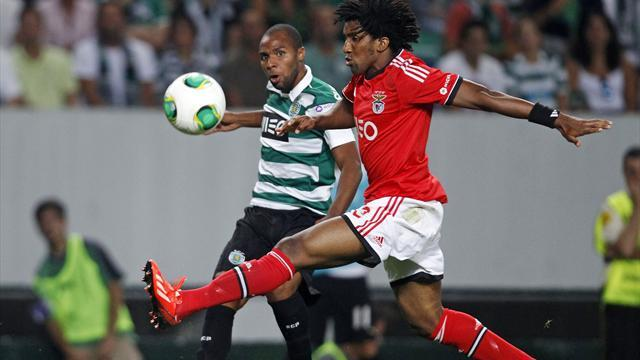 SuperLiga - Markovic grabs Benfica draw with solo strike