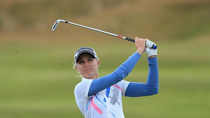 Ricoh Women's British Open - Day One