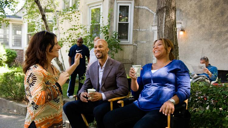 Just Wright Fox Searchlight 2010 Production Photos Sanaa Hamri Common Queen Latifah