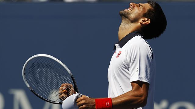 Djokovic books US Open final showdown against Murray