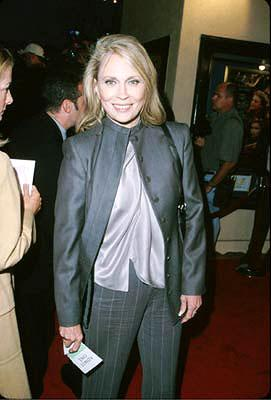 Faye Dunaway at the Westwood premiere of Fox Searchlight's A Midsummer Night's Dream