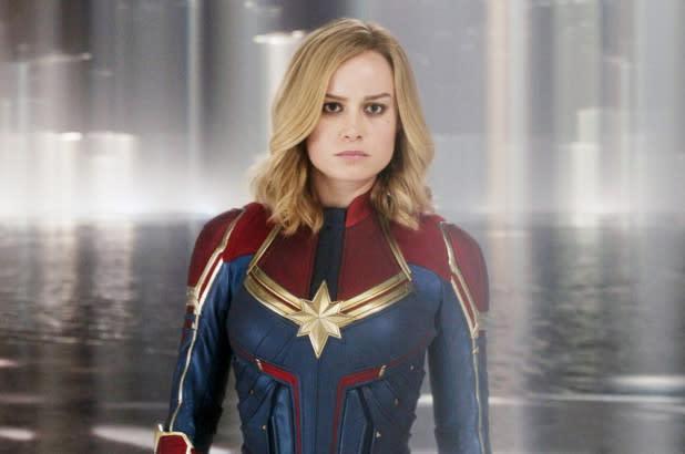 <p>10.驚奇隊長、薩諾斯:面對前一集讓眾多英雄不知所措的恐怖敵人薩諾斯,這一回新加入的「驚奇隊長」卡蘿丹佛斯是否能夠逆轉這場戰役;而歷經數年之後,她是否變得更強;這回即將正式對上薩諾斯,她又會怎麼做呢?(圖:迪士尼) </p>