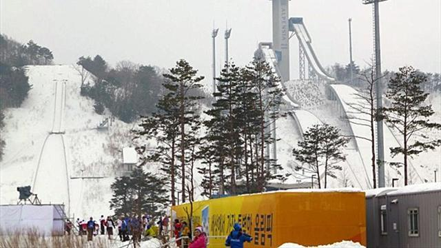 Winter Universiade - Pyeongchang linked to Winter Universiade bid