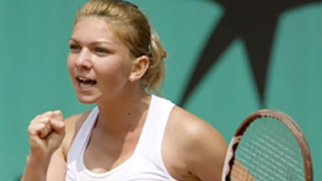 Tennis - Halep beats Kvitova to win New Haven Open