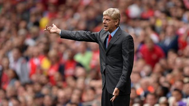 Football - Wenger will not panic buy