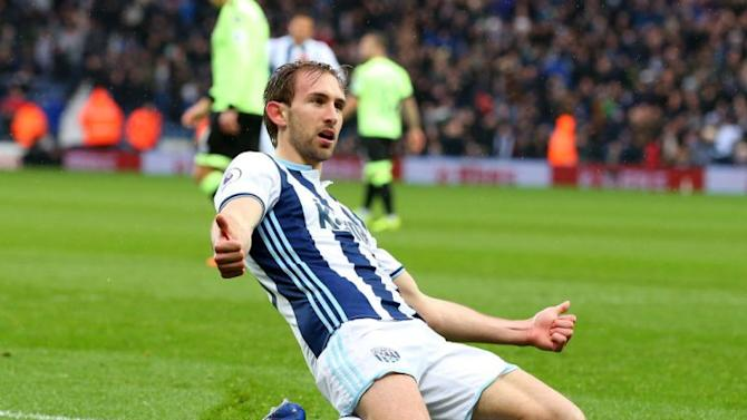 Outstanding form leaves West Brom dreaming of Europe