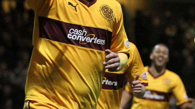 Football - Well wallop sorry Caley