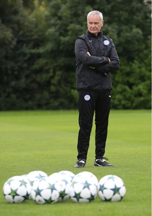 65-year-old Claudio Ranieri told The Times he didn't even know how much he is paid to train Premier League title-holders Leicester