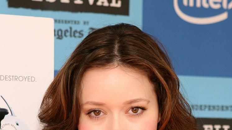 "Summer Glau at the 2006 Los Angeles Film Festival - ""Who Killed The Electric Car"" Screening."