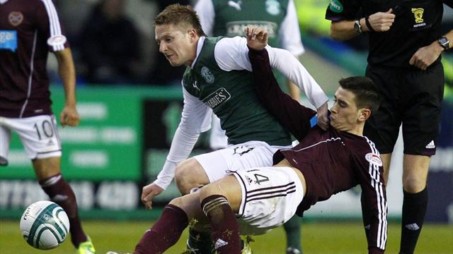 Europa League - Hibs duo to miss Malmo match