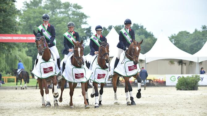 Equestrian - British Eventing team extend FEI Nations Cup Series lead after triumph at Strzegom