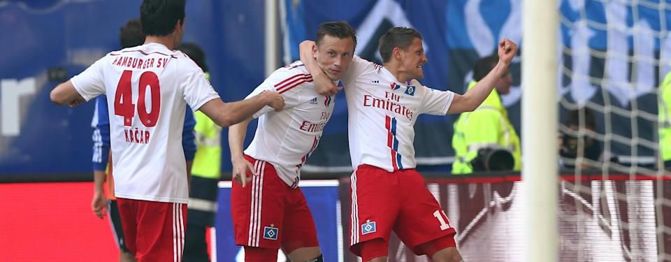 Video: Hamburger SV vs Schalke 04