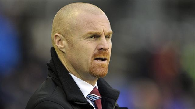 Championship - Dyche has luxury of full Burnley squad