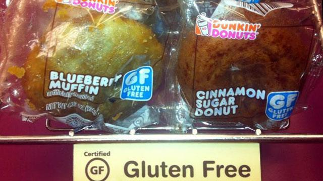 Dunkin' Donuts Tests Gluten-Free Items