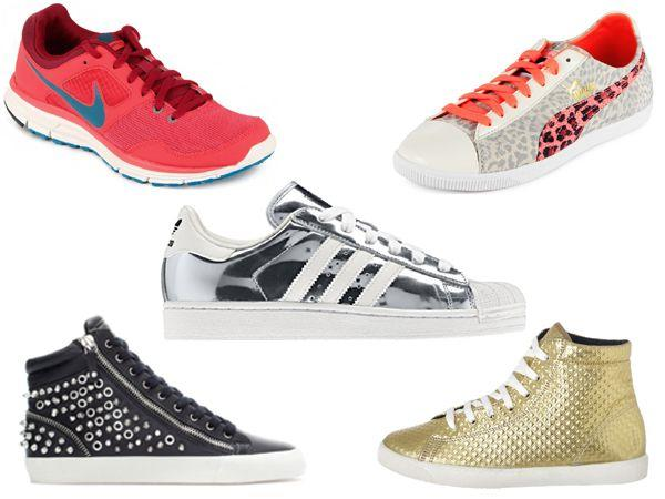 Stylish Sneakers for Every Occasion [Lust List]