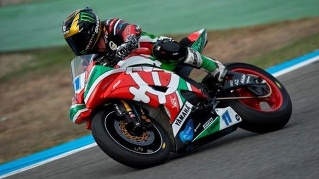Superbikes - Jerez WSBK: Lowes ends World Supersport year on a high