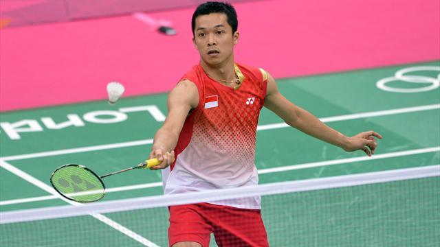 Badminton - Indian rookie beats idol Hidayat at his own game