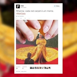 The 2015 Met Gala Dresses Make Perfect Memes | What's Trending Now