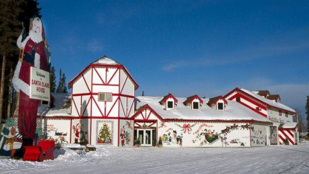 Explore the Magical Real-Life North Pole