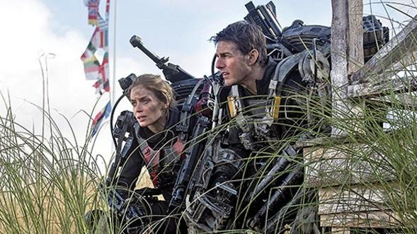 Tom Cruise's Sci-Fi Movie 'All You Need Is Kill' Gets New Title