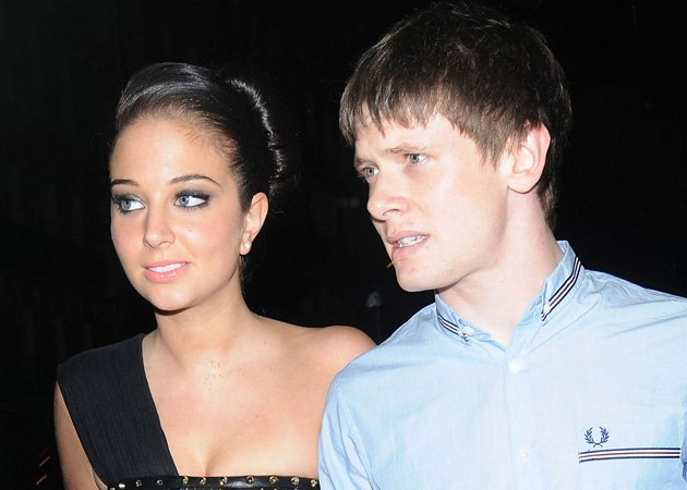 Tulisa Contostavlos, Jack O'Connell