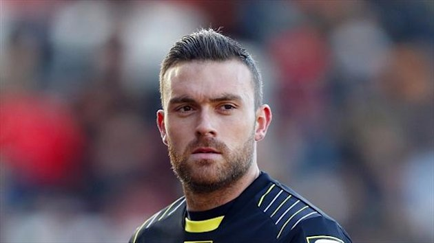 Lee Camp has joined Bournemouth on a free transfer