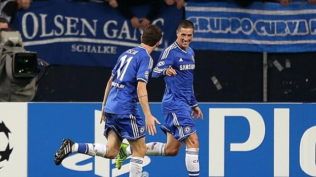 Champions League - Mourinho delights in Torres, targets top
