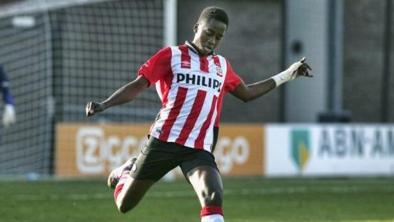 Roma and AC Milan keeping tabs on PSV prodigy