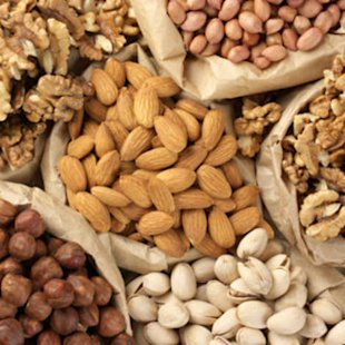 Regularly eating nuts can add years to your life.