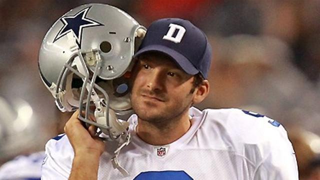American Football - NFL round-up: Romo out, Marks extends Jaguars stay