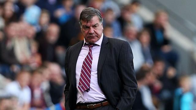 Premier League - Magic number is 38 for West Ham, boss Allardyce