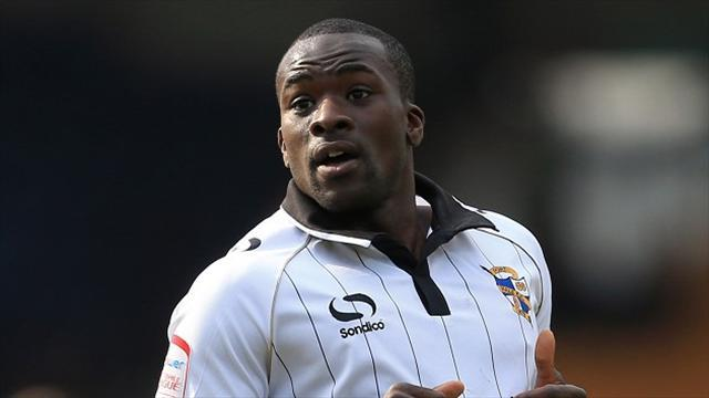 Football - Griffith back at Vale Park