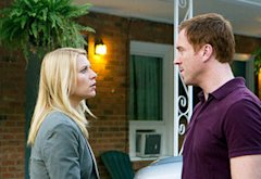 Claire Danes and Damian Lewis | Photo Credits: Kent Smith/Showtime