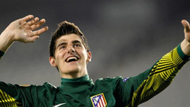 Liga - Courtois: Atletico know how to beat Real