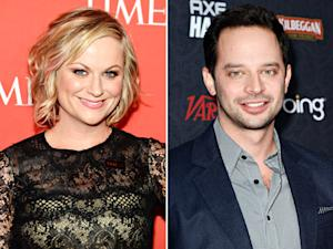 Amy Poehler Dating Nick Kroll After Will Arnett Split