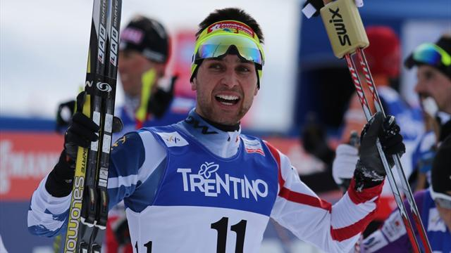 Nordic Combined - Lamy Chappuis wins world title after sprint finish